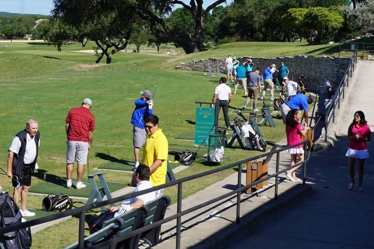 SA YES 2017 Golf Classic Event Photo