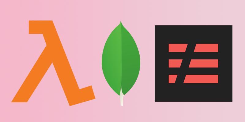 Free Tier Serverless MongoDB with AWS Lambda and MongoDB Atlas