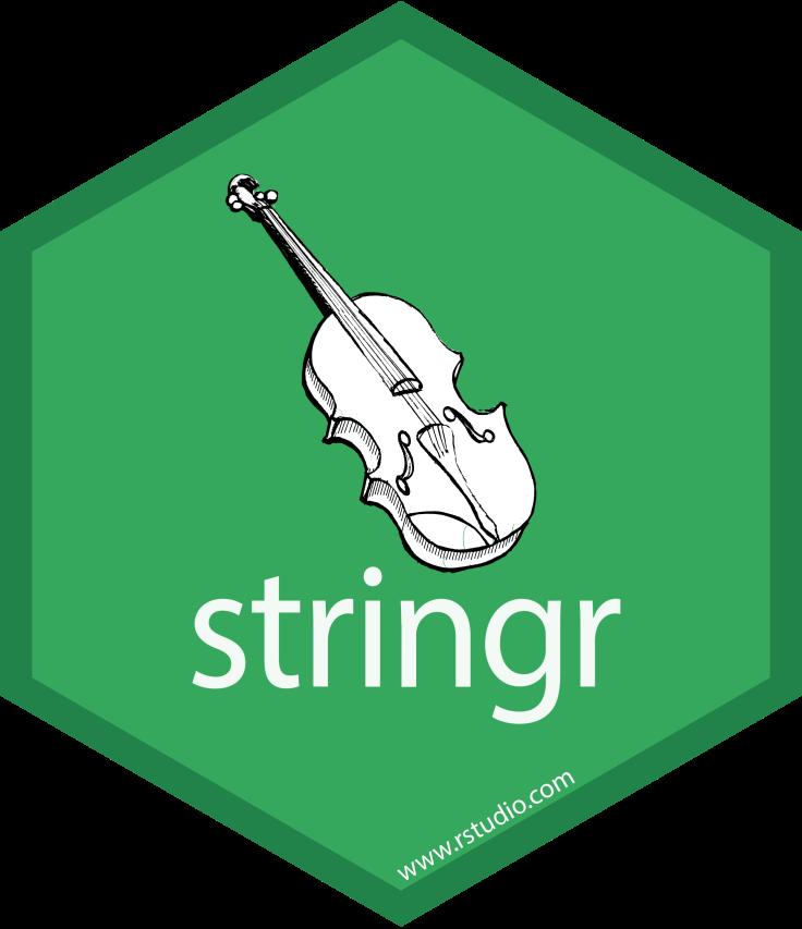 stringr hex sticker