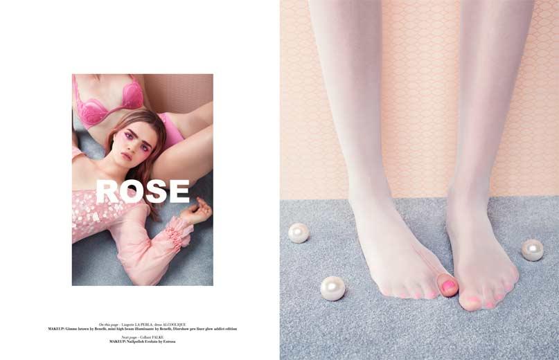 Elisabetta Cavatorta Stylist - Beauty Mon Amour - Sara Fileti - Mia Le Journal