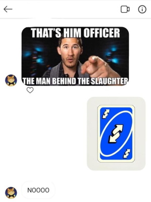 Uno Reverse Card Meme (Criminal)