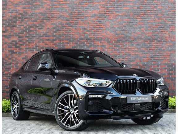 BMW X6 M50d X-Drive *Sky Lounge*HUD*Full option!*