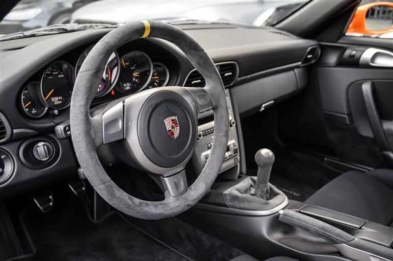 Porsche 911 GT3 RS CARBON SCHAALSTOELEN+ROLKOOI afbeelding 4