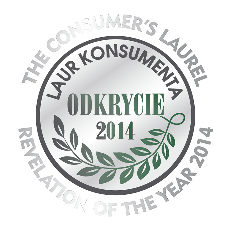 CUSTOMER'S AWARD DISCOVERY OF THE YEAR 2014