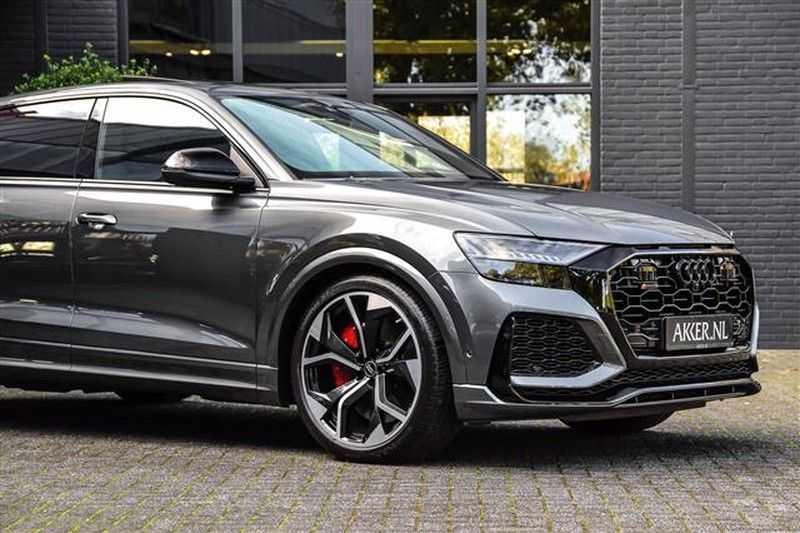 Audi RS Q8 NP.258K DYNAMIC PLUS+PANO.DAK+DESIGNPAKKET afbeelding 12