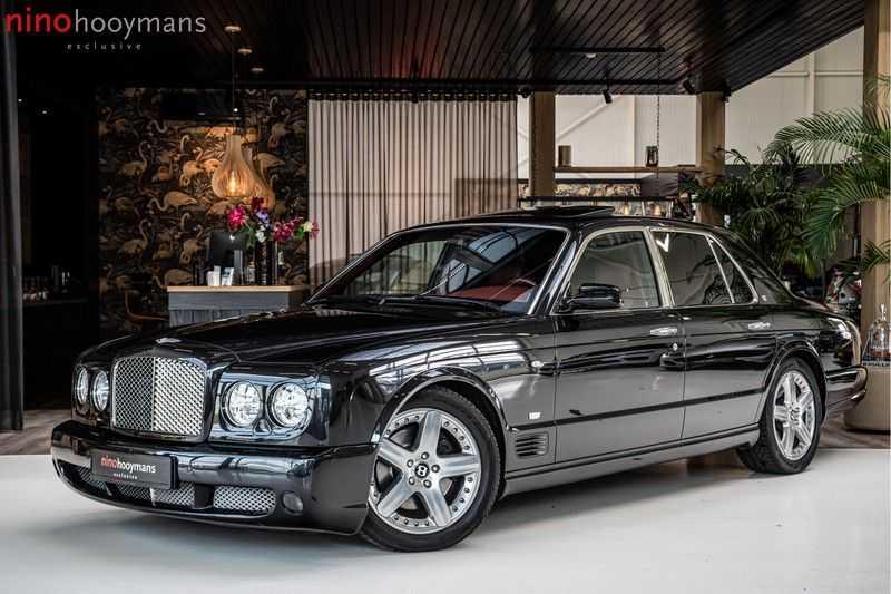 Bentley Arnage 6.8 V8 T (recent voor 20.000,- onderhouden) afbeelding 25