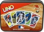 MLB Stars of the American League Uno