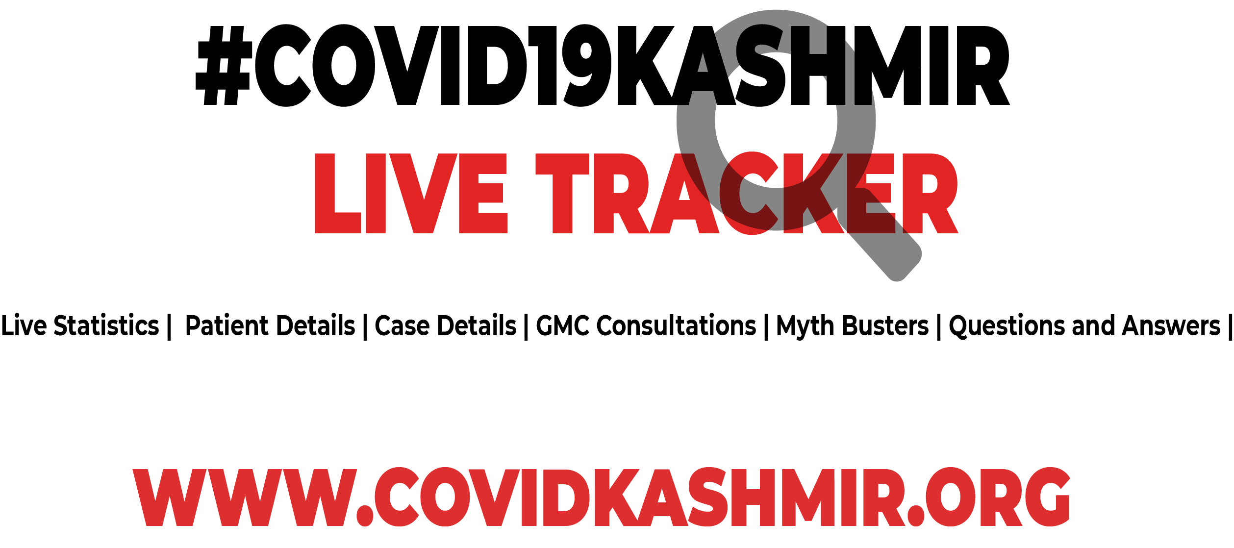 Covid-19 Kashmir Tracker