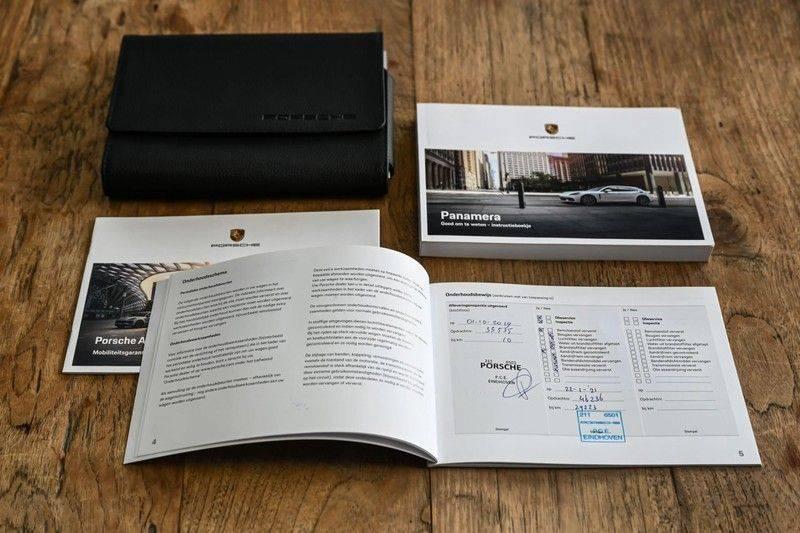 Porsche Panamera Sport Turismo 2.9 4 E-Hybrid, 462 PK, Sportuitlaat, Adapt. Cruise, Surround View, Night/Vision, Pano/Dak, Org. NL afbeelding 8