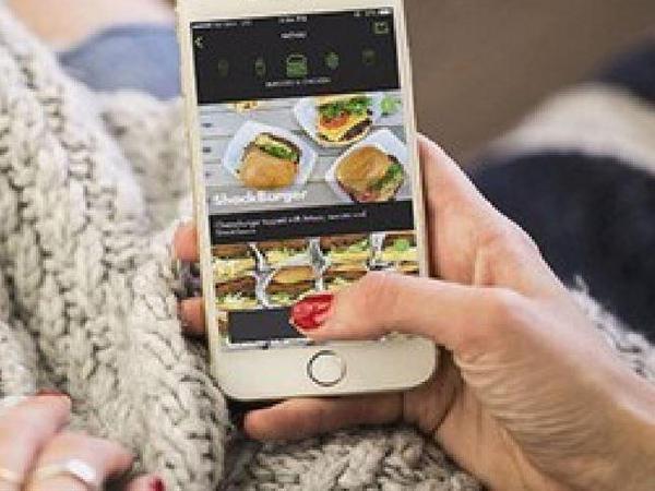 버거 전문점 쉐이크쉑, 모바일 주문 앱 서비스 시작