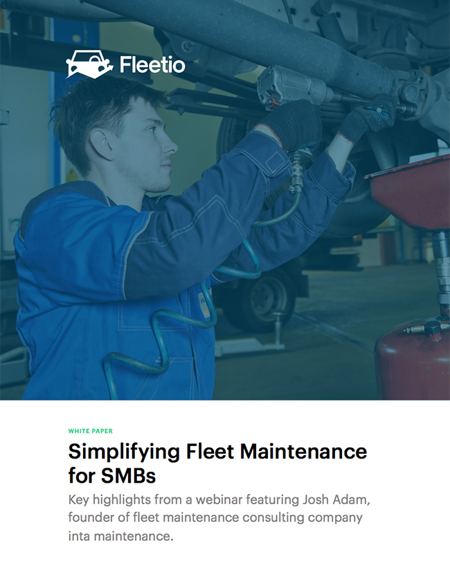 Simplifying fleet maintenance for smbs white paper thumb