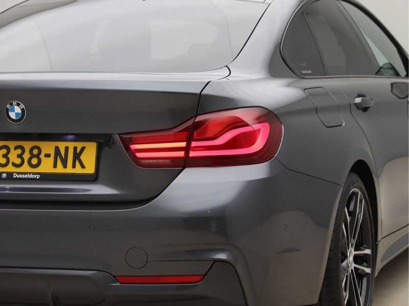 BMW 4 Serie Gran Coupé 430i High Executive M-sport afbeelding 20
