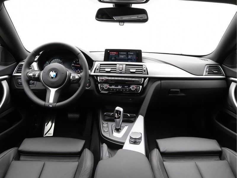 BMW 4 Serie Gran Coupé 418i M Sport Corporate Lease afbeelding 12