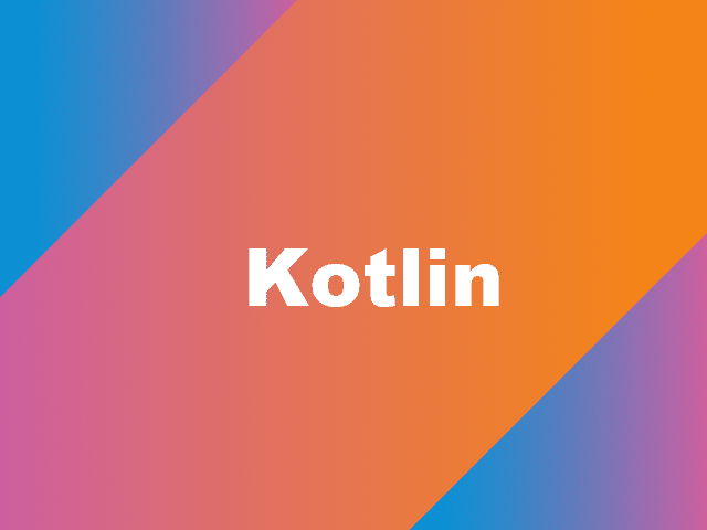 KotlinでHello world!!