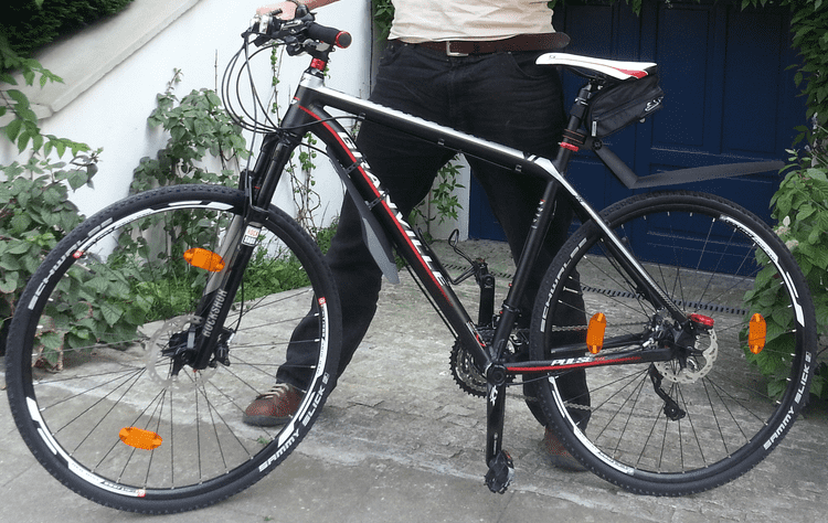 Bicycle Granville Pulse Synergy 29