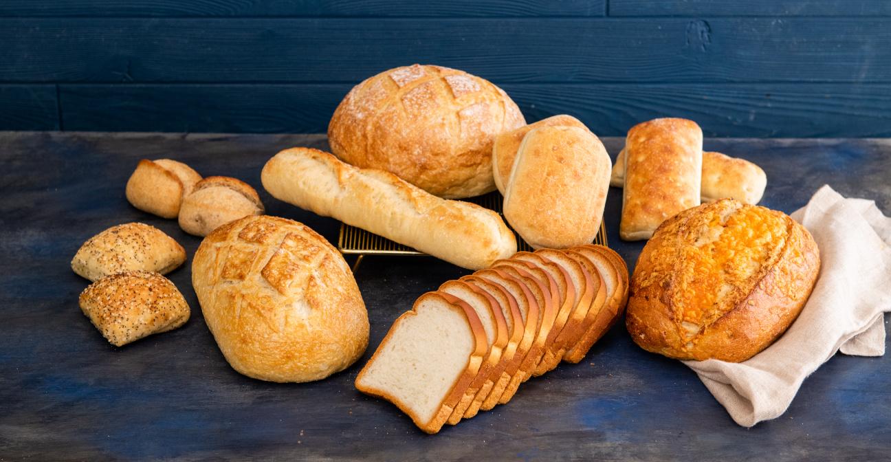 Artisan Bread group shot