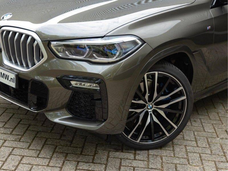 BMW X6 xDrive40i High Executive - M-Sport - Trekhaak - Head-up - Driving Ass Prof afbeelding 8
