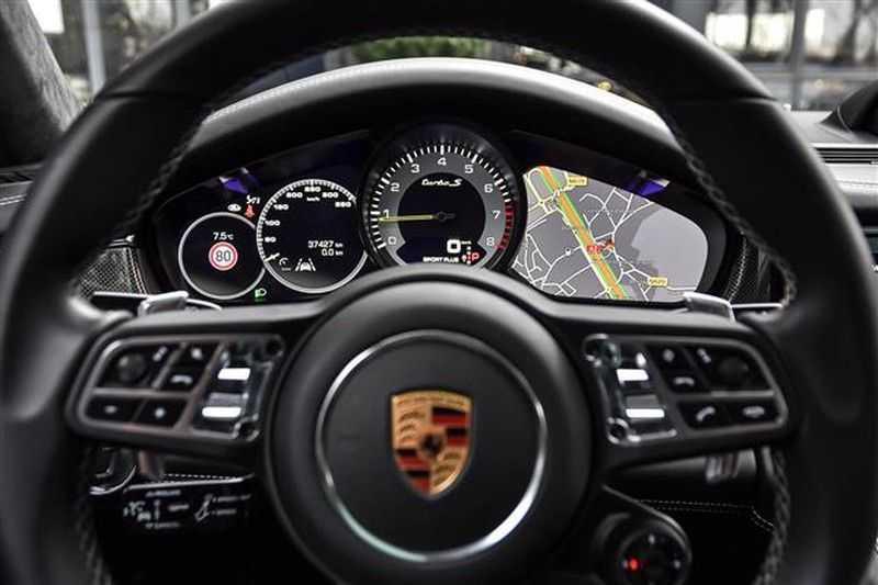 Porsche Panamera TURBO S E-HYBRID ST SPORTDESIGN+BURMESTER NP.267K afbeelding 21