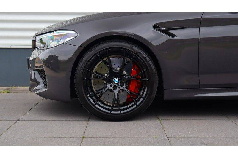 BMW 5 Serie M5 Competition Individual, Akrapovic uitlaat, B&W Sound, Carbon afbeelding 4