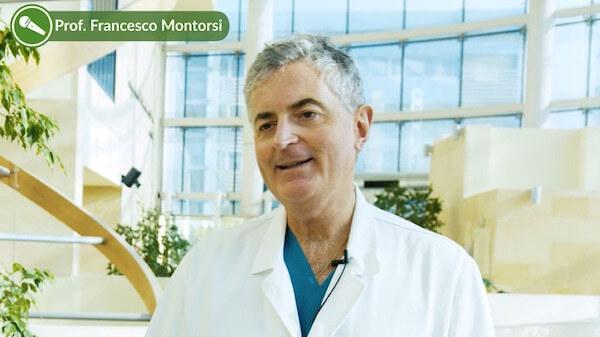 Rubrica UniSalute: il Prof. Francesco Montorsi parla di tumore alla prostata
