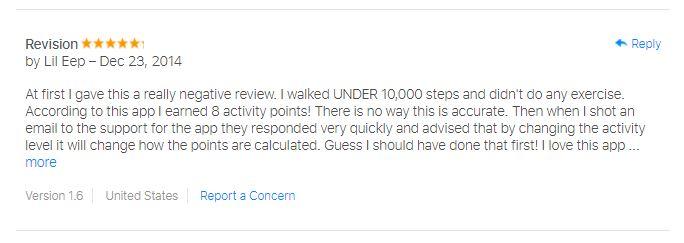 Sample Review