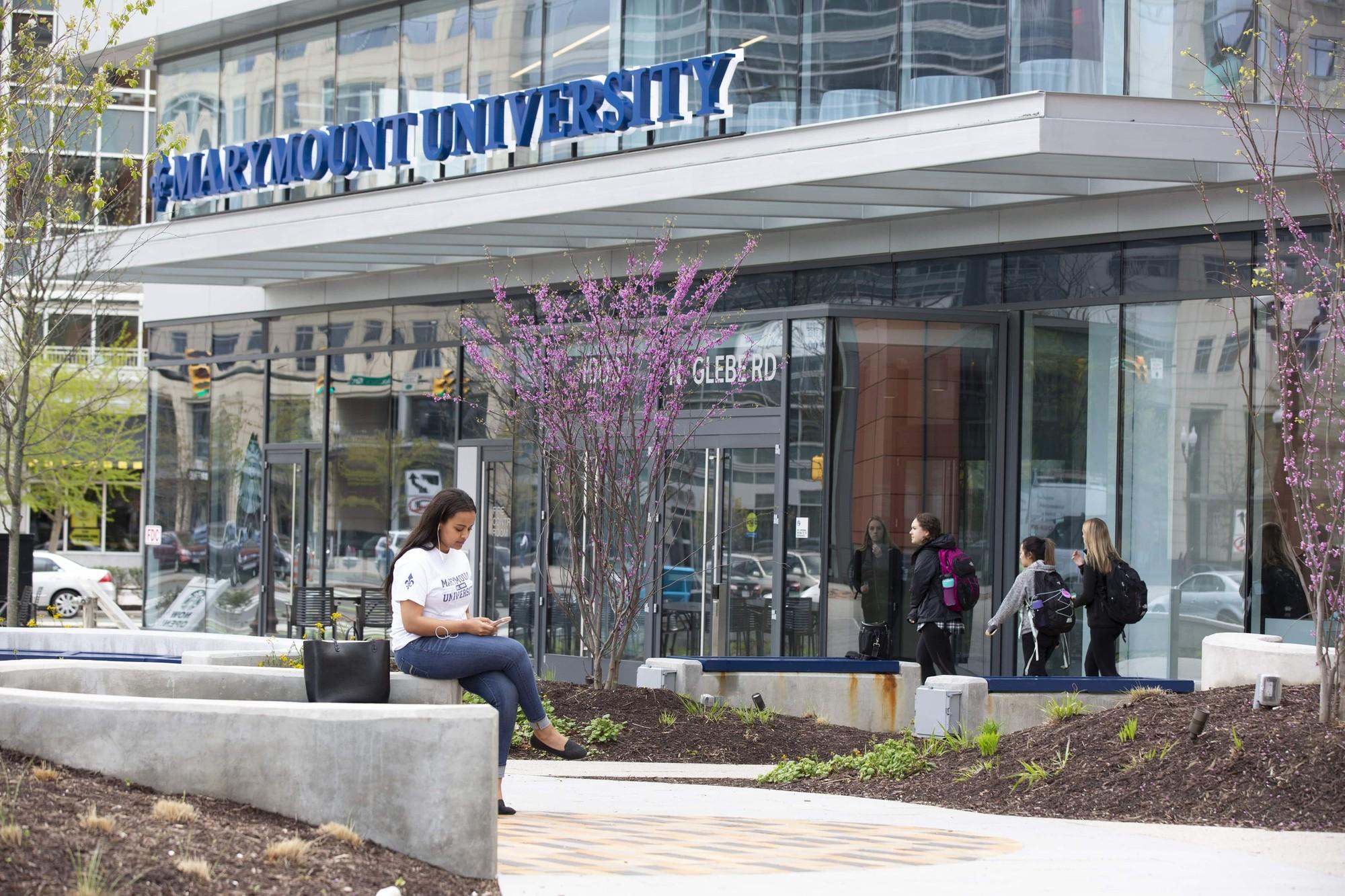 Marymount University campus