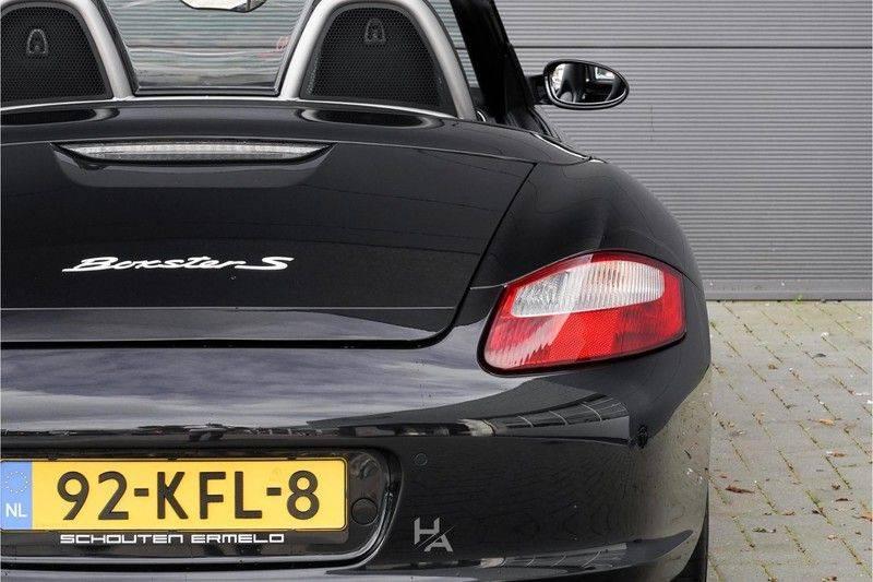 """Porsche Boxster S 3.4 295PK Xenon Leer Bose 19"""" afbeelding 16"""