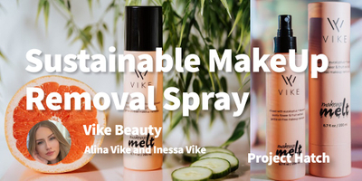 featured image thumbnail for post Creating a MakeUp Removal Spray That is Skin and Eco-Friendly