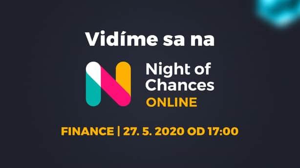 Prezenčný obrázok na finance NOC