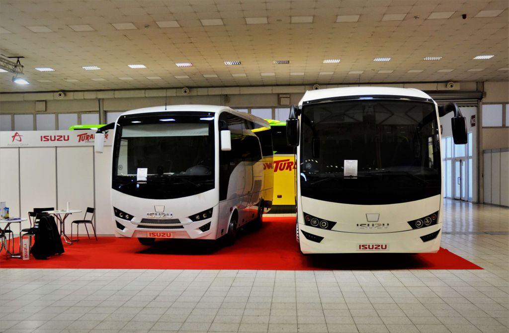 turancar bus show 2020 2