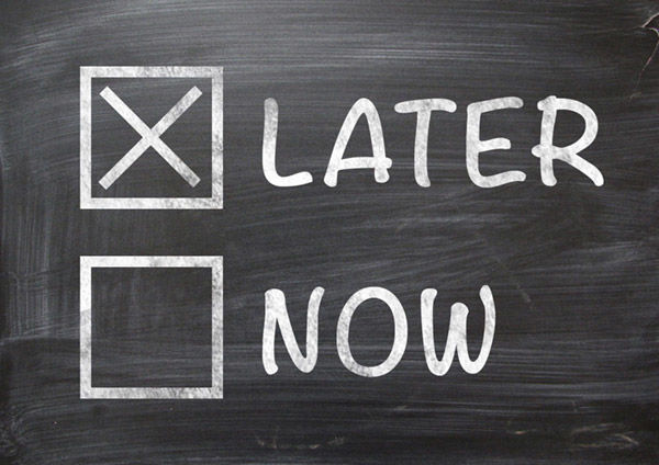 Are You Just Putting off Dealing with Procrastination?