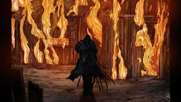 Felipe Cagno e o universo de The Few and The Cursed Nacao Sombria
