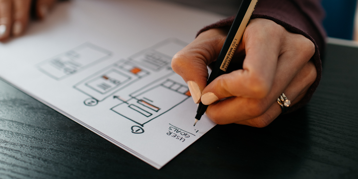 Wireframing UI design patterns