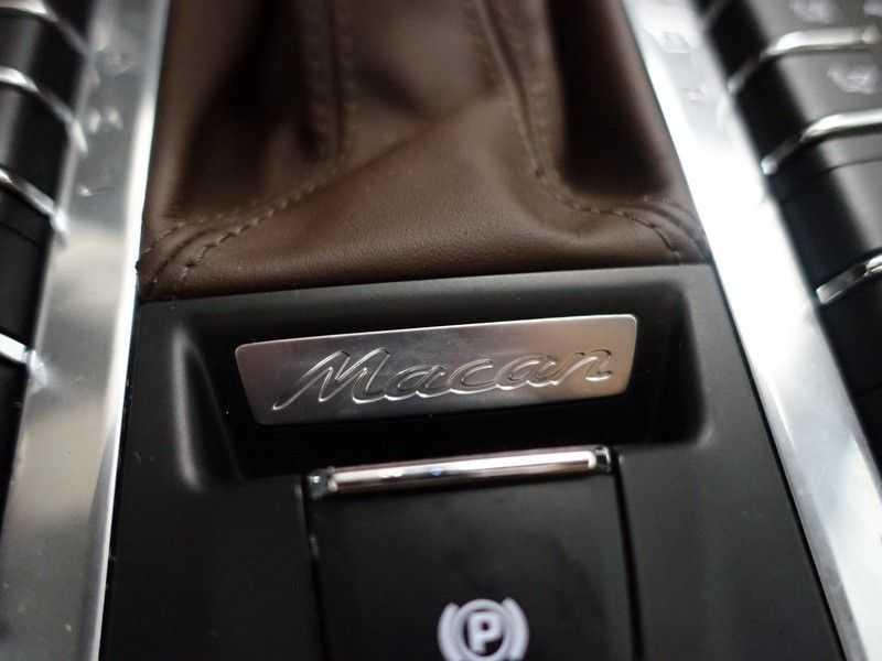 Porsche Macan 3.0 Turbo GTS uitv - 340pk Sport Chrono, Pano, Burmester, Leer, 360 Camera, Full! afbeelding 4