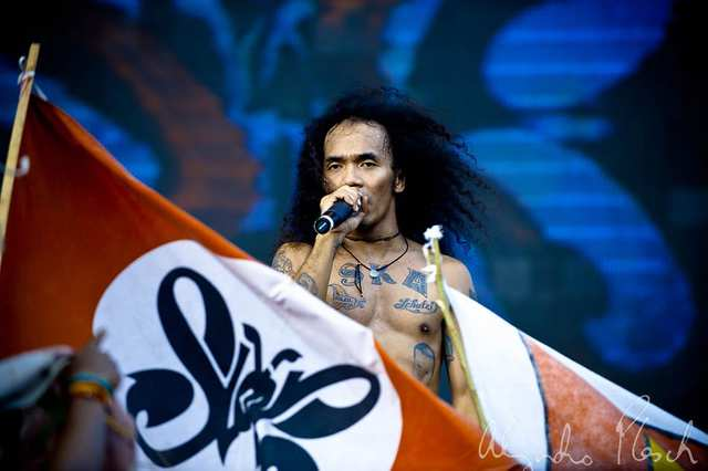Fumes - Slank and Slankers - photo by ALEJANDRO PLESCH