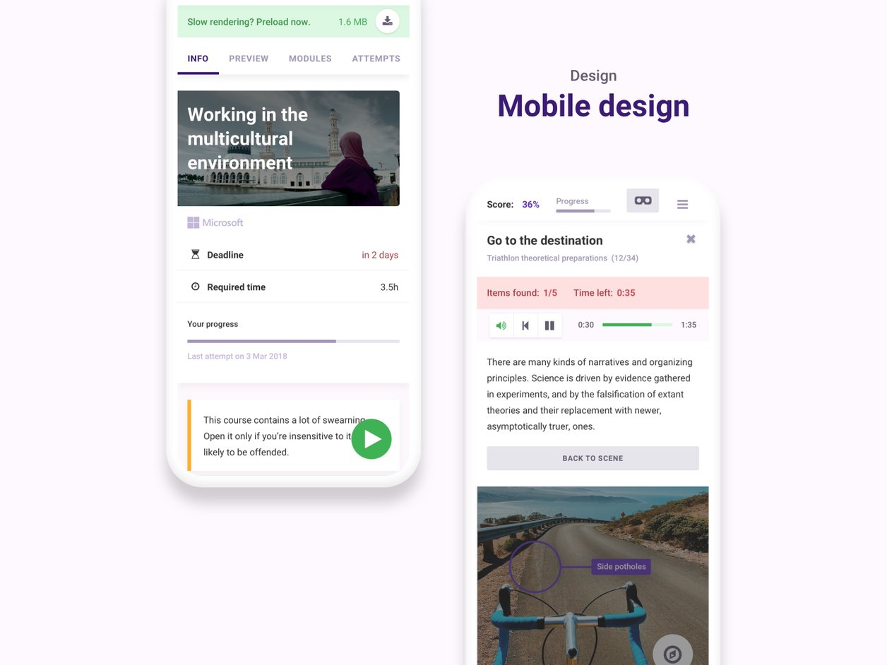SaaS Application Design - UI Design | ShowHow