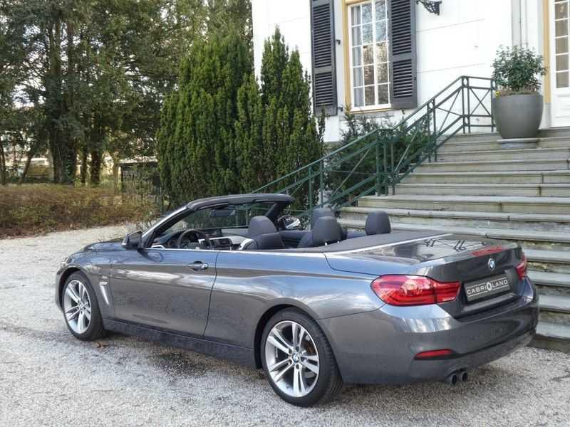 BMW 430i Cabrio, Sportline afbeelding 25
