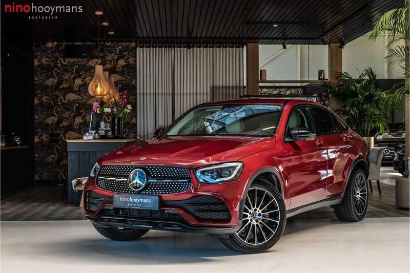 Mercedes-Benz GLC Coupé 300 4MATIC AMG | Night pakket | Distronic | Memory |Sound systeem | Sfeerverlichting | Luxury interieur | Apple Carplay | afbeelding 1