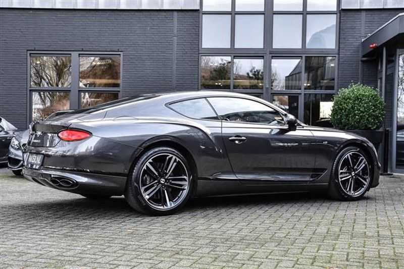 Bentley Continental GT V8 MULLINER+MASSAGE+B&O+BLACKLINE NP.322K afbeelding 24