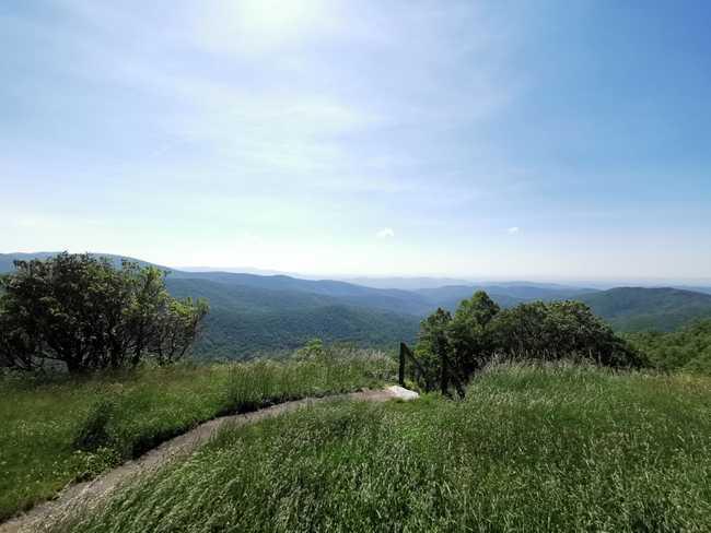Oservatoire sur la blue ridge