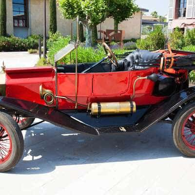 Ford Model T Convertible 1911 1