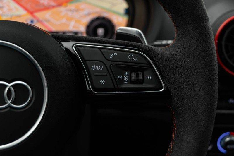 "Audi RS3 Sportback 2.5 TFSI 400pk Quattro Panoramadak BlackOptic B&O Sportstoelen Led-Matrix Navi/MMI DriveSelect Carbon ACC Keyless Camera 19"" Pdc afbeelding 23"