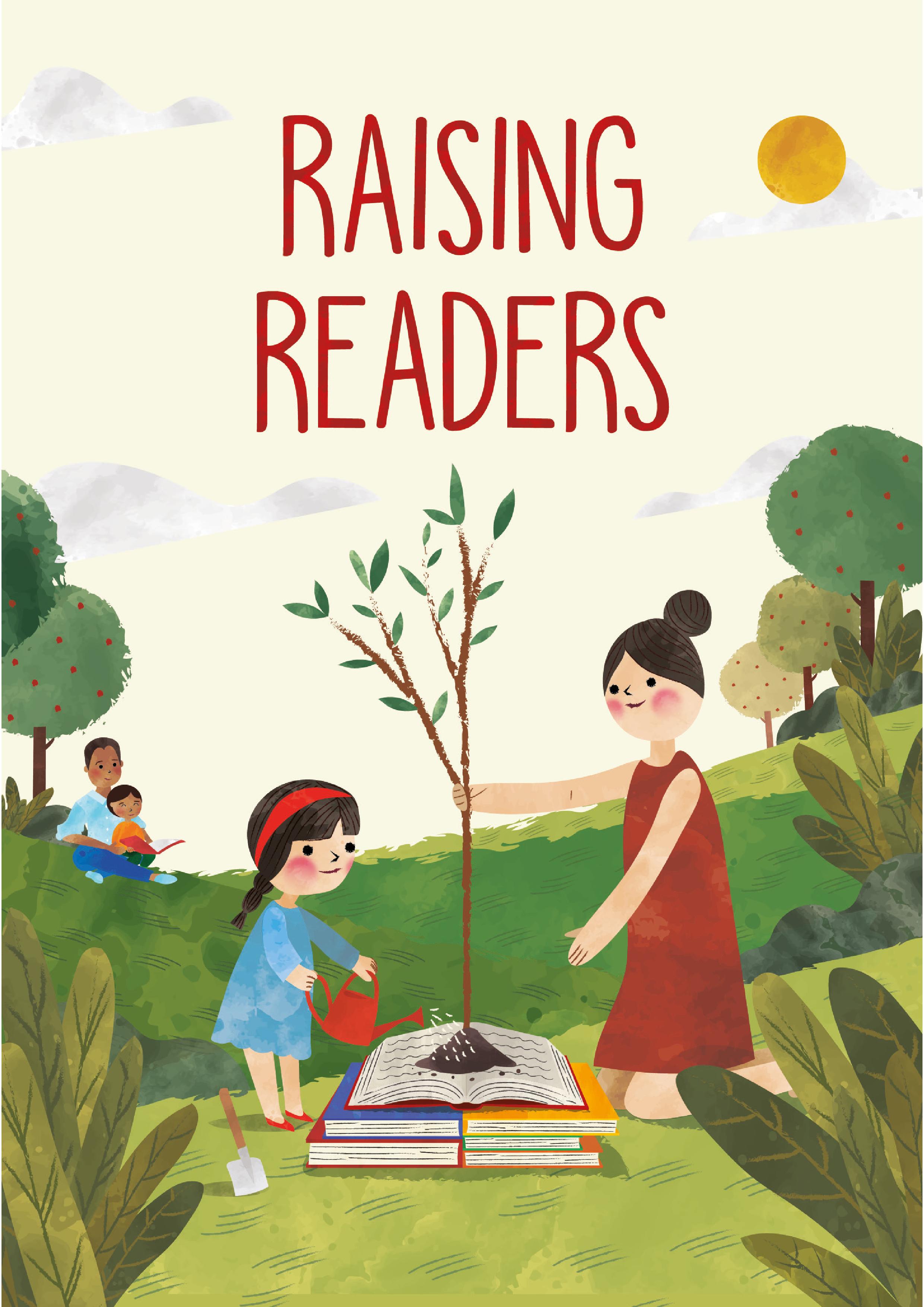 Raising readers image