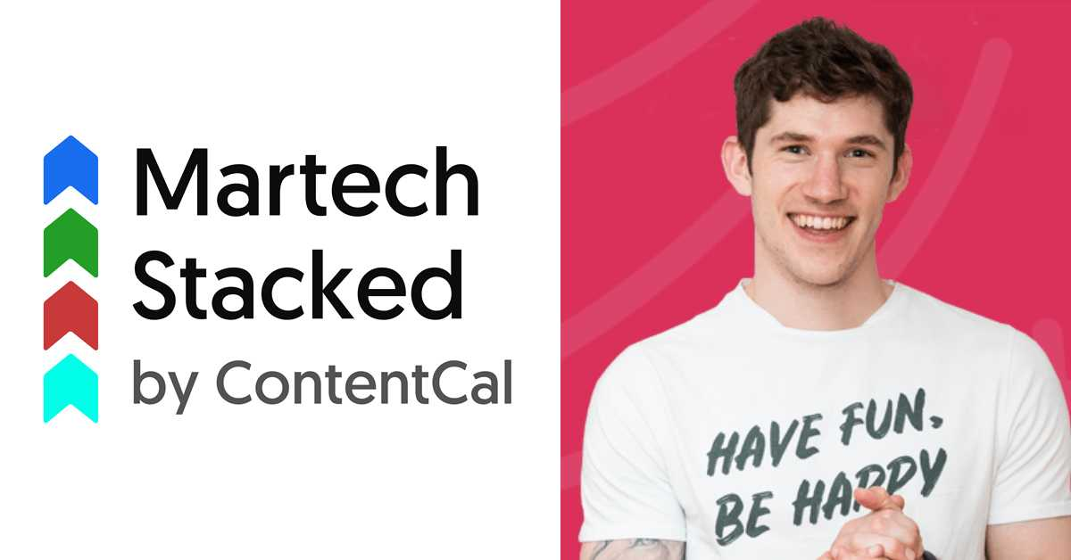 Martech Stacked Episode 5: What is the best software to quickly add a revenue generating funnel to your website? With Gavin Bell. image