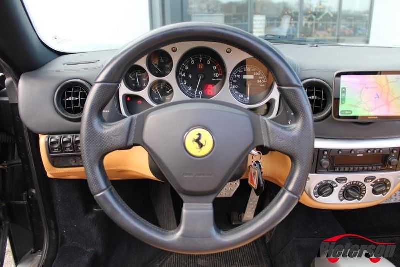 Ferrari 360 3.6 V8 Spider F1 Automaat Leder *Nette staat* afbeelding 21