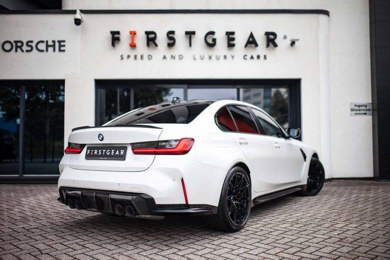 BMW M3 Competition G80 *HUD / M Driver's Pack / Laser / Keramisch / Harman-Kardon / Schaalstoelen* afbeelding 2
