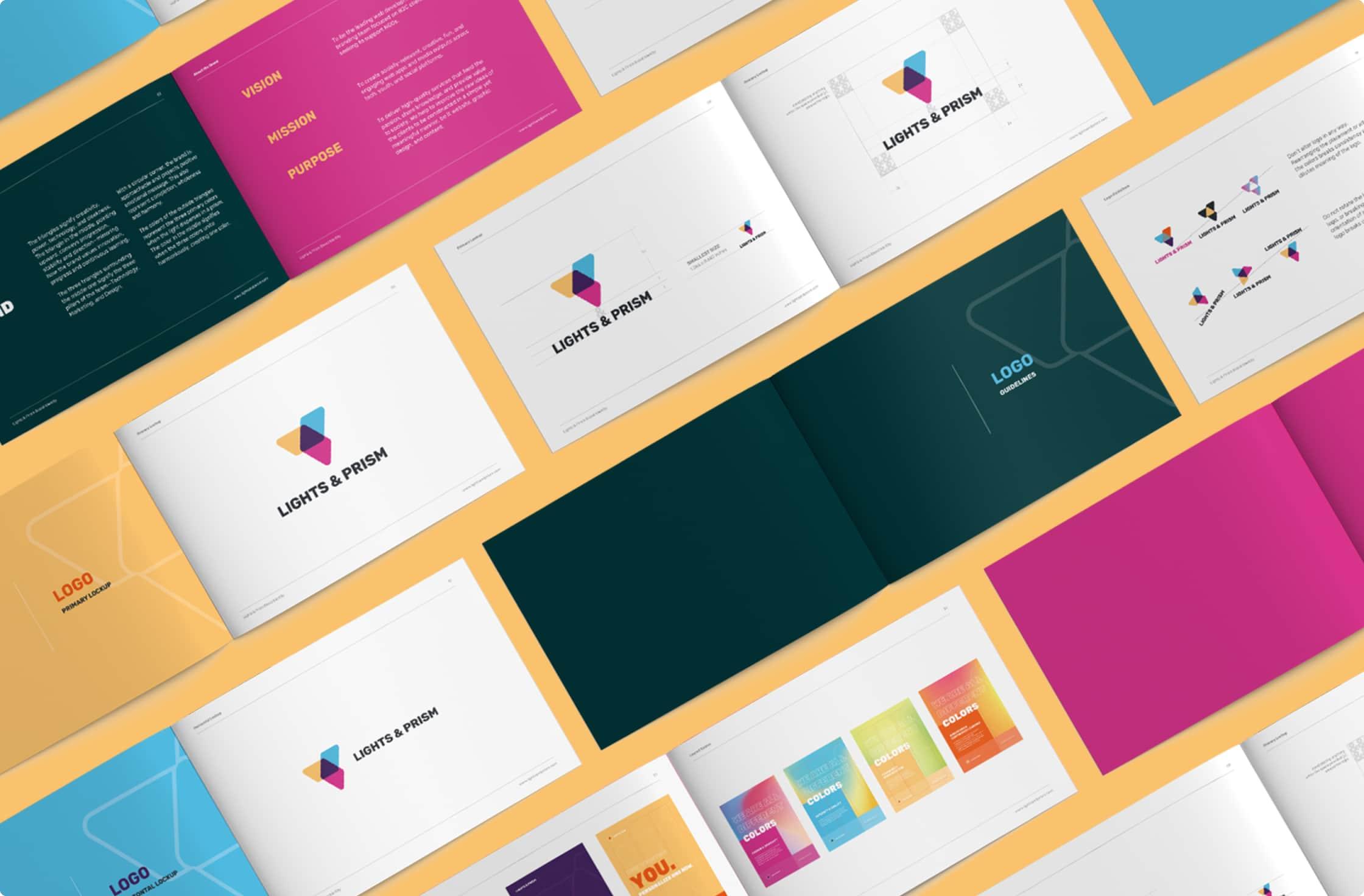 Brand's brand book