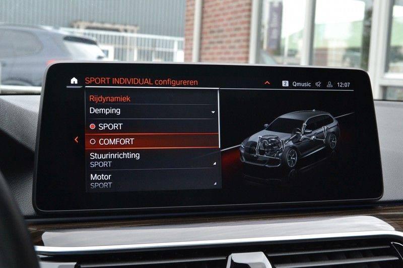 "BMW 5 Serie Touring 530d 286pk M-Sport Pano DA+ PA+ Laser 21"" Adp-drive HUD afbeelding 25"