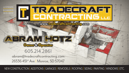Tradecraft Contracting LLC