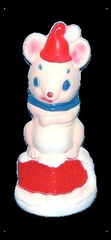 Mouse On Chimney photo